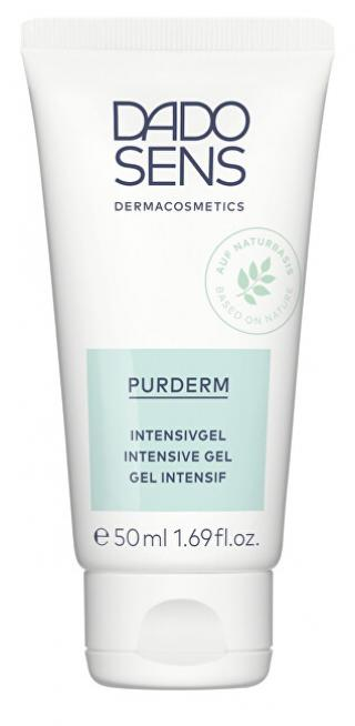 DADO SENS Intenzivní gel pro problematickou pleť Purderm 50 ml