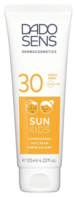 DADO SENS Opalovací krém pro děti SPF 30 Sun Kids 125 ml