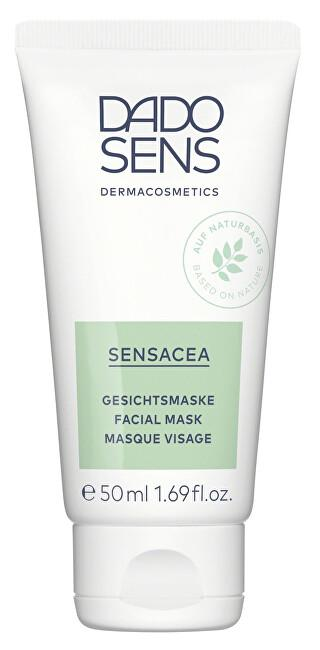 DADO SENS Pleťová maska pro velmi citlivou pokožku a kuperózu Sensacea 50 ml dámské