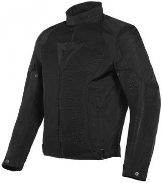 Dainese Air Crono 2 Tex Jacket Black/Black/Black 46 pánské 46