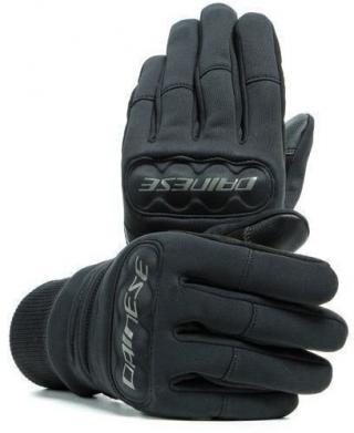 Dainese Coimbra Unisex Windstopper Gloves Black Iris/Black L pánské L
