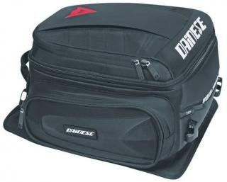 Dainese D-Tail Motorcycle Bag Stealth Black