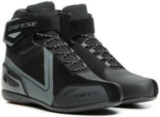 Dainese Energyca D-WP Shoes Black/Anthracite 43 pánské 43