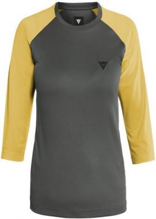 Dainese HG Bondi 3/4 Womens Dark Gray/Yellow M dámské Grey M