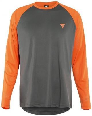 Dainese HG Tsingy LS Dark Gray/Orange M pánské Grey M