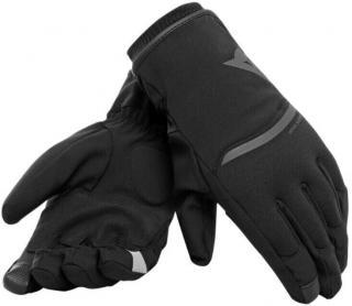 Dainese Plaza 2 D-Dry Gloves Black XXL pánské 2XL