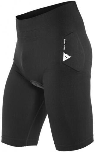 Dainese Trail Skins Shorts Black XL/XXL pánské XL/2XL