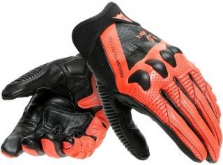 Dainese X-Ride Black/Fluo Red M Rukavice pánské M