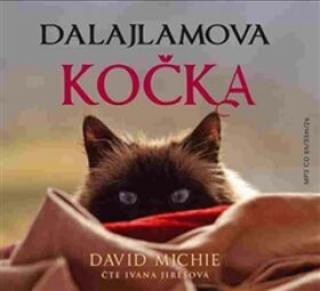 Dalajlamova kočka - David Michie - audiokniha