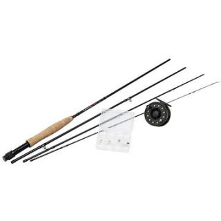 DAM Forrester Fly II Allround Fly Fishing Kit