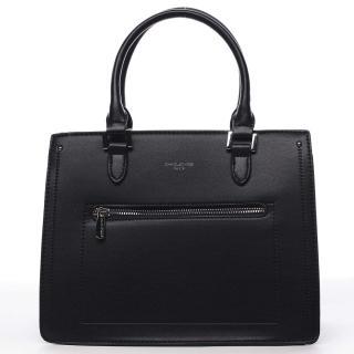 Dámská kabelka do ruky černá - David Jones Samentha dámské