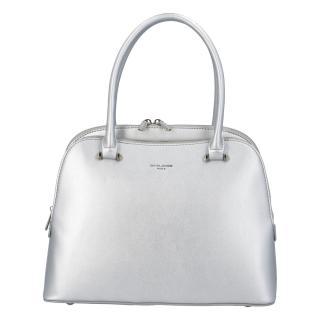 Dámská kabelka do ruky stříbrná - David Jones Hammi dámské