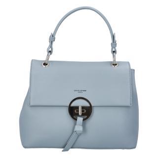 Dámská kabelka do ruky světlá bledě modrá - David Jones Sawary dámské