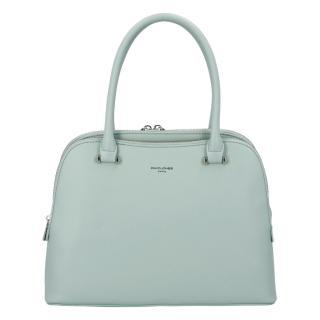 Dámská kabelka do ruky světle zelená - David Jones Hammi dámské