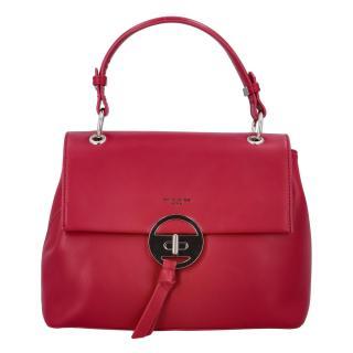 Dámská kabelka do ruky sytě růžová - David Jones Sawary dámské