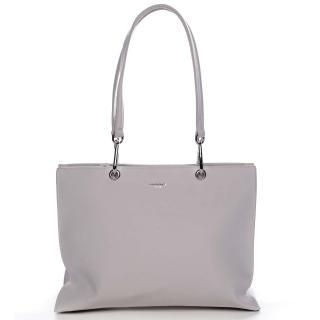 Dámská kabelka přes rameno krémově bílá - David Jones Palma dámské