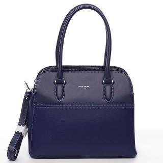 Dámská kabelka přes rameno tmavě modrá - David Jones Lalapona dámské