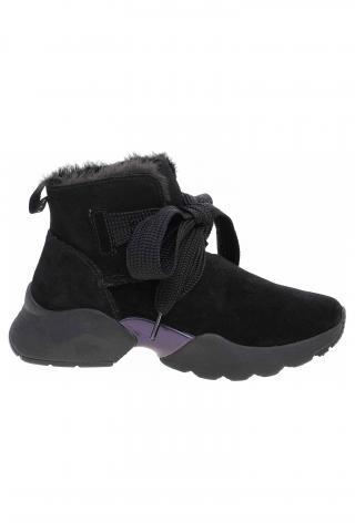Dámská kotníková obuv Tamaris 1-26956-23 black uni 37