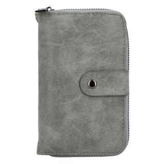 Dámská peněženka šedá - Just Dreamz Seems dámské