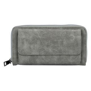 Dámská peněženka světle šedá - Just Dreamz Berin dámské