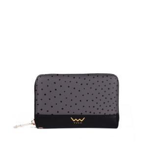 Dámská peněženka VUCH Zippy Collection pánské černá One size
