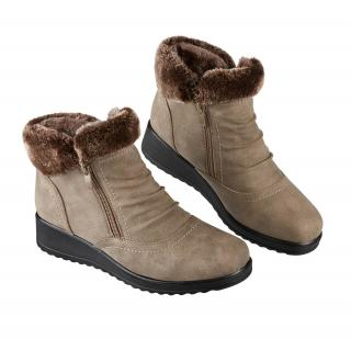 Dámská zimní kotníková obuv wonder walk, vel. 40