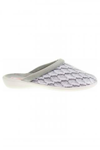 Dámské domácí pantofle Rogallo 25576 šedá 36