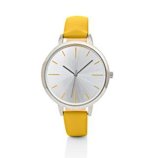 Dámské hodinky charisma, žluté