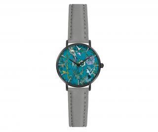 Dámské hodinky Emily Westwood Ulpia Grey Šedá & Stříbrná