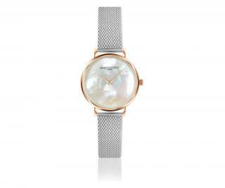 Dámské hodinky Iris Ultra Thin Šedá & Stříbrná