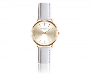 Dámské hodinky Primrose Classic Bílá