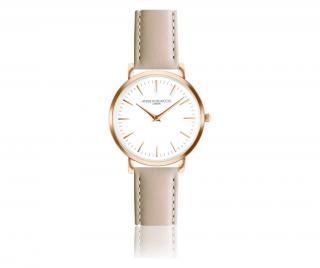 Dámské hodinky Primrose Classic Hnědá