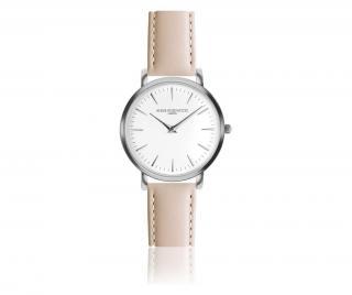 Dámské hodinky Primrose Classic Šedá & Stříbrná