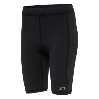 Dámské kompresní kalhoty krátké Newline Core Sprinters Women černá XS