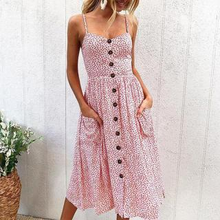 Dámské letní šaty Celly - vzor 3
