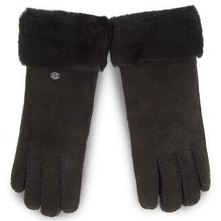 Dámské rukavice EMU AUSTRALIA - Apollo Bay Gloves M/L Black 1 Černá M/L