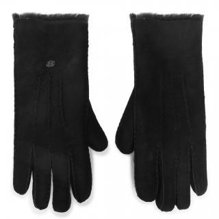 Dámské rukavice EMU AUSTRALIA - Beech Forest Gloves Black Černá XS/S