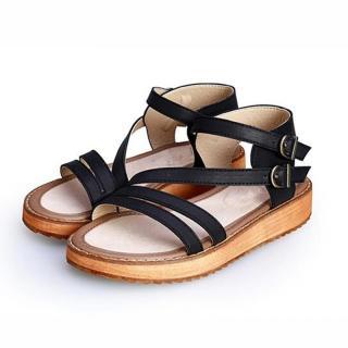 Dámské sandály Sarimba - černé