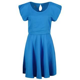 Dámské šaty ALIFE AND KICKIN Isabella dámské modrá | světle modrá L