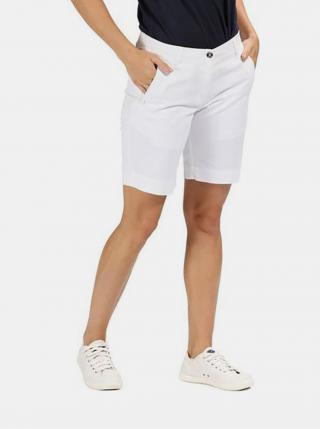 Dámské šortky REGATTA RWJ210 Solita Short Bílá dámské L