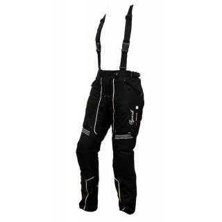 Dámské Textilní Moto Kalhoty Spark Nora  Černá  L L