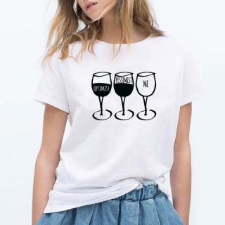 Dámské tričko Amenit - bílá