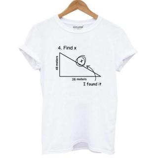 Dámské tričko Mathis - bílá