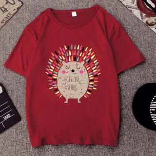 Dámské tričko Mirrey - červená