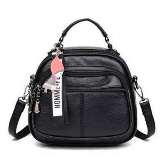 Dámský batoh E914 Barva: černá