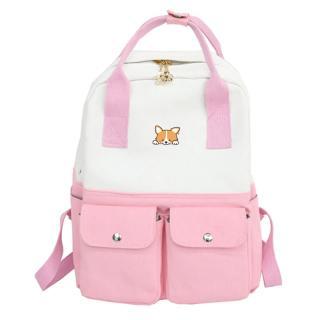 Dámský batoh E915 Barva: růžová