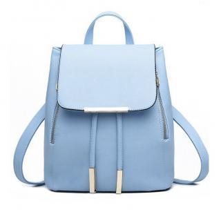 Dámský batoh E917 Barva: světle modrá