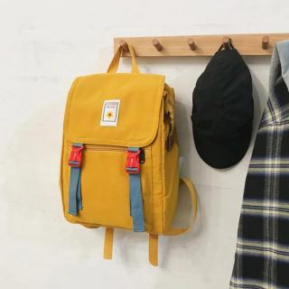 Dámský batoh E939 Barva: tmavě žlutá