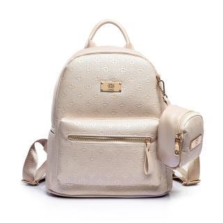 Dámský batoh E940 Barva: krémová