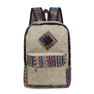 Dámský batoh E944 Barva: béžova
